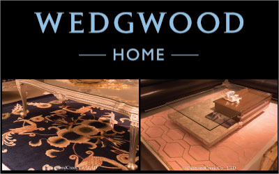 WEDGWOOD 羊毛地毯